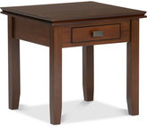 Bellevue End Table, Direct Ship