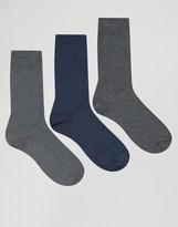 Selected Homme Socks 3 Pack