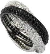 Celesta 358271034-060 Women's Ring 925/1000 Sterling Silver 9.2 g with Cubic Zirconia