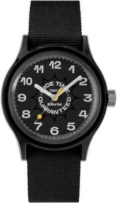Timex Men's It's Nice 3-Hand Quartz Watch, 36mm