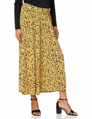 SUPERMOM Women's Skirt UTB AOP Leopard
