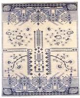 F.J. Kashanian Samba Hand-Knotted Wool Rug