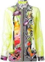 Versace multi printed shirt - women - Silk - 42