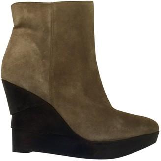 Diane von Furstenberg Other Suede Ankle boots