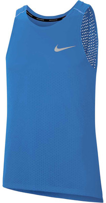 Nike Mens Breathe Rise 365 Running Tank