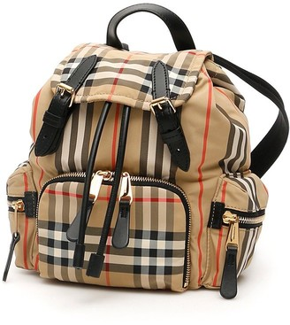 Burberry Vintage Check Backpack