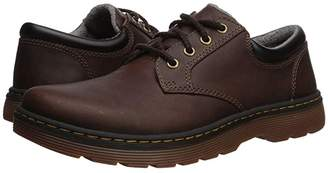 Dr. Martens Tipton Low Robson II (Black Forty Leather) Men's Shoes