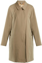 Burberry Camden cotton-gabardine trench coat