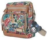 Disney Mickey Mouse Pattern Multi Purpose Cross Body Bag