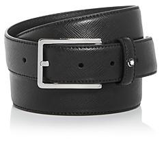 Montblanc Men's Saffiano Leather Belt