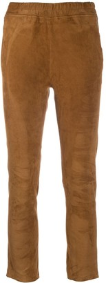 Arma Provence cropped trousers