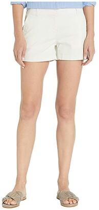 Vineyard Vines 3.5 Everyday Shorts (Stone) Women's Shorts