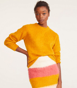 Lou & Grey Aibrushed Sweater