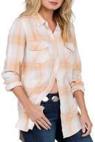 Volcom Sano Dayz Tie-Front Shirt