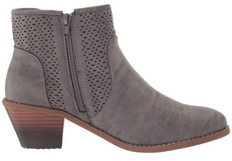 Rocket Dog Gemma Perforated Heeled Bootie (Women's)