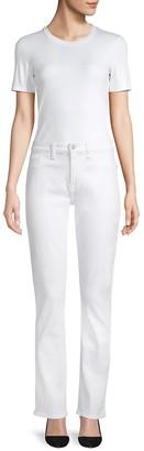 Jen7 Mid-Rise Slim Bootcut Jeans