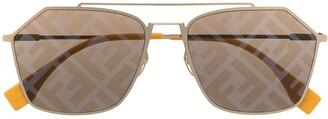 Fendi Eyewear Eyeline FF sunglasses