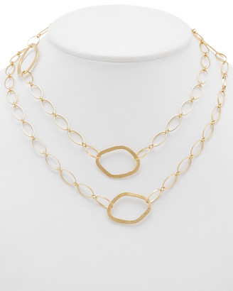 Rivka Friedman 18K Yellow Gold Clad Necklace
