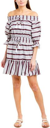 Yumi Souvenir Japanese Dobby Cover-Up Dress