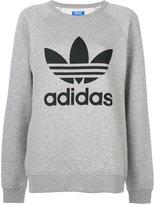 adidas branded sweatshirt
