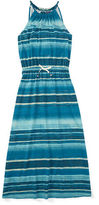 Ralph Lauren Striped Cotton Maxidress