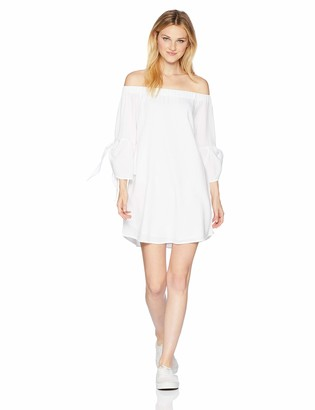 O'Neill Women's Clady Off The Shoulder Dress
