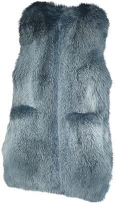 Sonia Rykiel Blue Fox Knitwear for Women