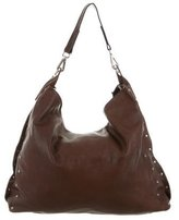 Marni Studded Leather Hobo