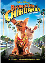 Disney Beverly Hills Chihuahua DVD