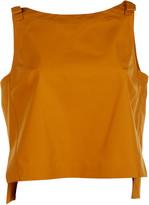 Fendi Bow Shoulder Detail Top