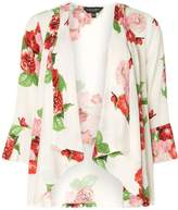Dorothy Perkins Ivory Waterfall Cover Up