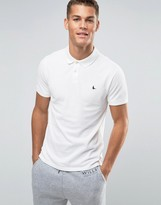 Jack Wills Polo Shirt In White