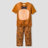Five Nights at Freddy Boys' Five Nights at Freddy's® Pajama Set - Light Brown