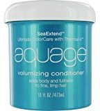 AQUAGE by Aquage SEA EXTEND VOLUMIZING CONDITIONER FOR FINE HAIR 16 OZ for UNISEX ---(Package Of 4)