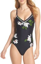 Robin Piccone Women's Elisa One-Piece Swimsuit