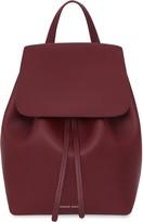 Mansur Gavriel Bordo Mini Backpack - Bordo