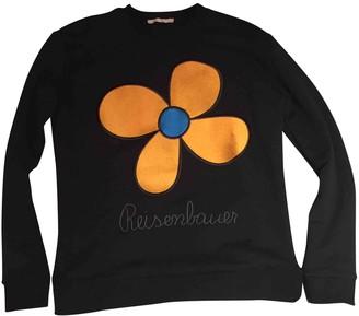 Christopher Kane Navy Cotton Knitwear & Sweatshirts