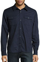 Original Penguin Quilted Shirt Jacket