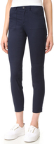 ATM Anthony Thomas Melillo Stretch Twill Moto Pants
