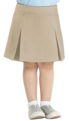 Real School Uniforms Real School Toddler Girls School Uniform Pleated Scooter Skirt