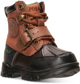 Polo Ralph Lauren Toddler Boys' Colbey Boots from Finish Line
