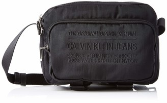 Calvin Klein NYLON UTILITY UTILITY CAMERA BAG Mens Shoulder Bag