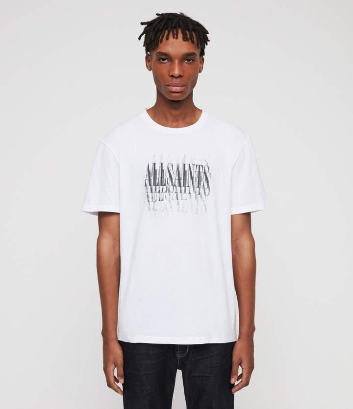 5c1c13a57 AllSaints White T Shirts For Men - ShopStyle UK