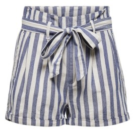 Only Smilla Stripe Short