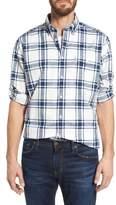 Barbour Elver Tailored Fit Plaid Sport Shirt