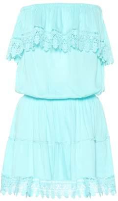 Melissa Odabash Joy strapless minidress