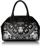 Loungefly Star Wars Storm Trooper Bandana Duffle Satchel Bag