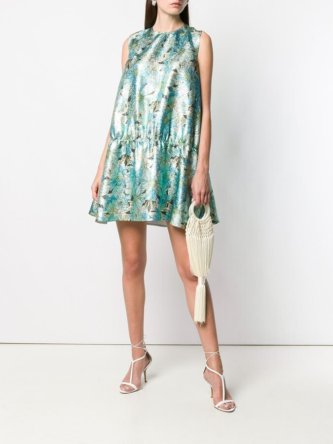 Thumbnail for your product : Stella McCartney Campbell lurex dress