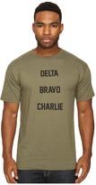 HUF Delta Bravo Charlie Tee