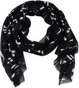 Saint Laurent Oblong scarves - Item 46519171